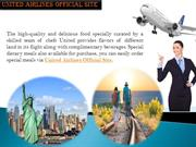 United-Airlines Official Site
