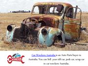 Need Quick Cash For Scrap Cars - Visit Us Today