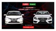 Benefits of Car rental in Mumbai from ECO Rent a Car
