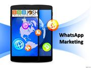 Whatsapp Marketing, Whatsapp Marketing Services Hyderabad, WhatsApp
