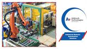 A Diverse Industrial Robotic Automation Solutions by Addverb