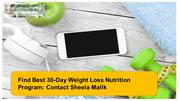 Trusted Nutrition Health Coach In Canada: Nutritionally Fit