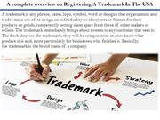 A complete overview on Registering A Trademark In The USA
