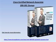 Real 200-301 Exam Dumps PDF - Cisco 200-301 Questions Answers