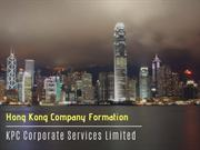 Hong Kong Company Formation