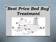Safe and fast bed bug treatment Chicago
