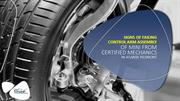 Signs of Failing Control Arm Assembly of MINI From Certified Mechanics
