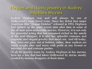 Elegant and Iconic Jewelry in Audrey Hepburn Movies