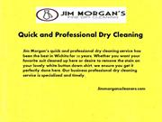 Jimmorganscleaners.com- Quick and Professional Dry Cleaning