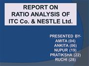 Copy of ratio analysis