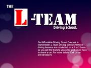 Affordable Driving Crash Courses in Manchester