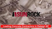 Leading Concrete Contractors in Raleigh NC