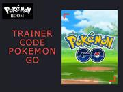 Get Trainer Code Pokemon Go | Pokemon Room