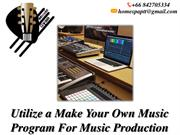 In Which Music Production Courses in Delhi Are Best For Anyone?