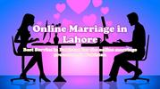 Get The Best Service For Online Marriage in Lahore Pakistan