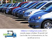Get Top Dollar In Used Cars For Sale - Dollar 4 Cars