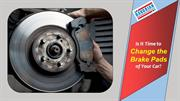 Is It Time to Change the Brake Pads of Your Car