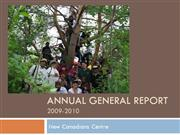 AGM2010 Annual Report Jun22