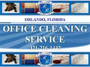 Office Cleaning Service 321-216-1442