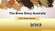 The Brew Story Spiced Almond Latte Australia