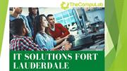 IT Solutions Fort Lauderdale