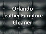 Orlando Leather Cleaner 321-216-1442