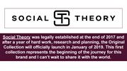 Best Social Theory Clothing - Social Theory