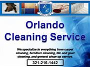 Orlando House Cleaning 321-216-1442