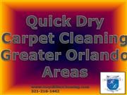 Dry Carpet Cleaning 321-216-1442