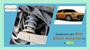 Symptoms of a Bad Shock Absorber in a Mini