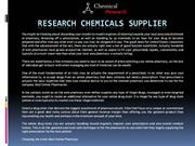 Research Chemicals Supplier
