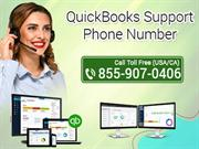 QuickBooks Support Phone Number 855-9O7-O4O6