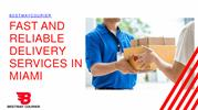 Air Cargo Courierservice Miami - Bestway Courier