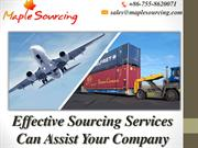 Seeking the Most Effective China Sourcing Agent?