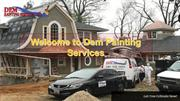 Residential Painting Services Annapolis MD - DEM Painting Services