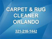 Rug Carpet Cleaning Orlando 321-216-1442