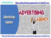 One of the top advertising agencies in delhi ncr