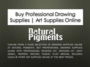 Buy Professional Drawing Supplies | Art Supplies Online
