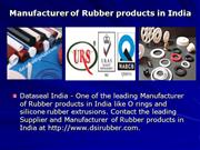 O Rings Exporters & Supplier