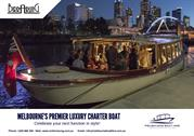 Luxury Private Charter Boat Melbourne | Melbourne Boat Hire