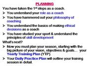 DAILY PRACTICE PLAN