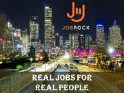 Job Rock - Job Opportunities in Australia
