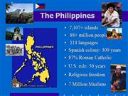 YWAM Philippines Overview