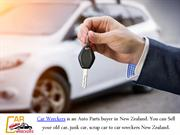 Sell Your Old Car & Get Cash Instantly - Cars Wreckers