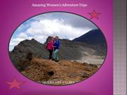 Amazing Women's Adventure Trips