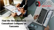 Find the Best Business Consultant Company in Tanzania