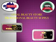 OVIAL BEAUTY STORE  PROFESSIONAL BEAUTY SUPPLY