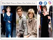 What Made Princess Diana a True Fashion Icon
