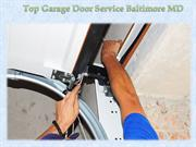 Top Garage Door Service Baltimore MD