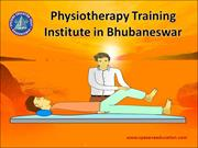 physiotherapy training in BBSR